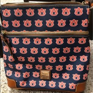 Dooney and Bourke Auburn purse.